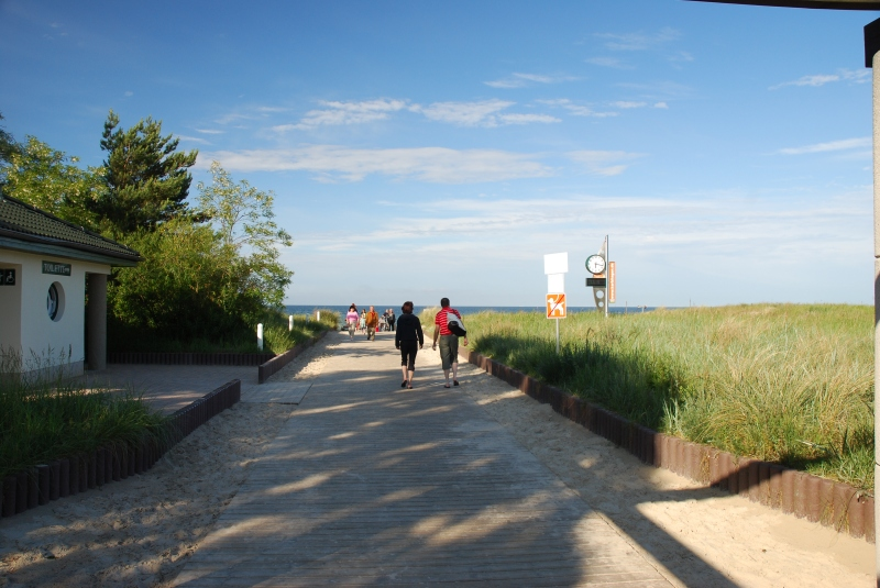 Insel Usedom Karlshagen und Umgebung