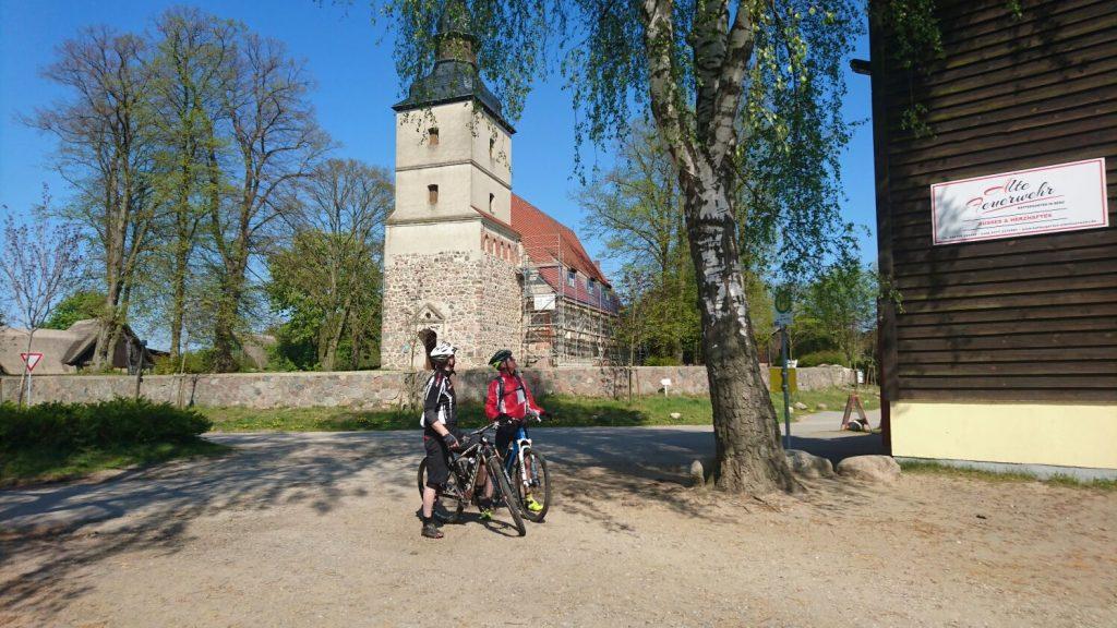 Radtour auf Usedom